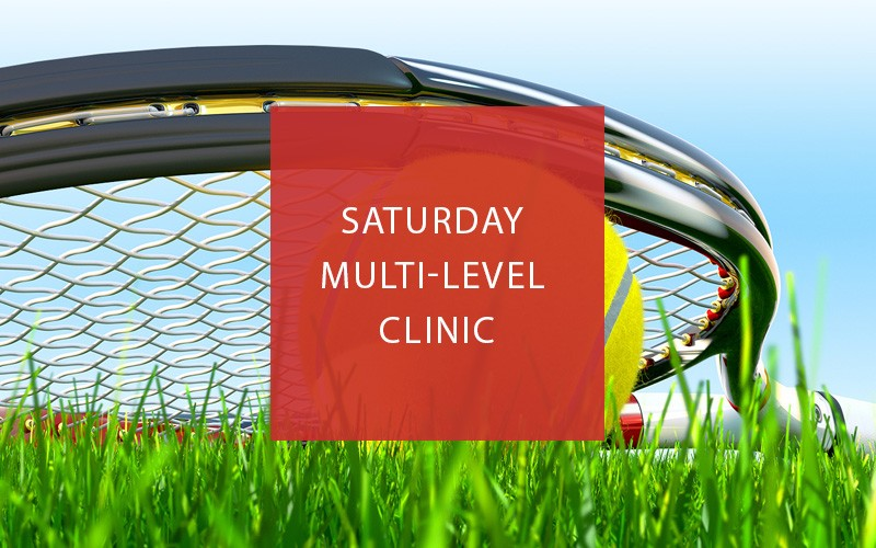 Saturday Multi-Level Clinic