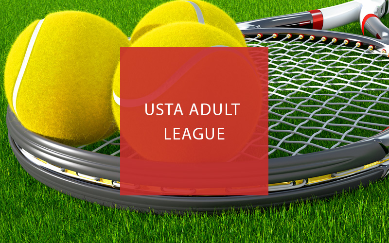USTA Adult League